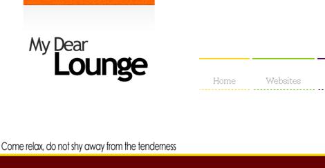 My Dear Lounge head