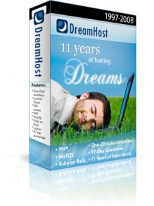 Sign up with DreamHost using these promo codes