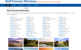 golf-courses