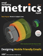 Email Marketing Metrics Report